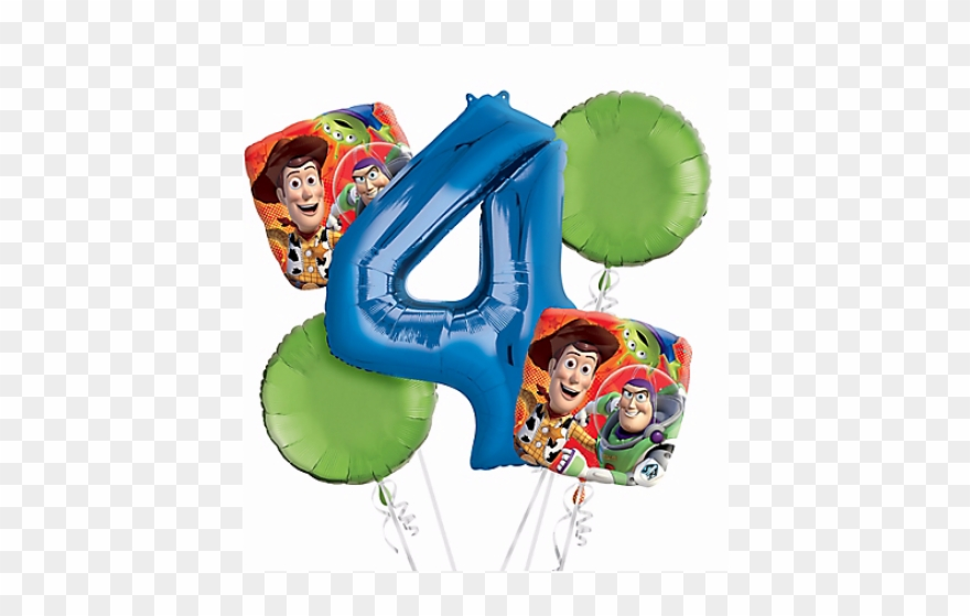 Pj Masks 4th Birthday Clipart (#3457714).