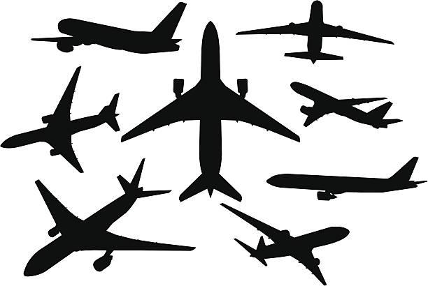 Best Boeing 777 Illustrations, Royalty.