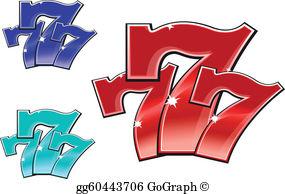 777 Clip Art.