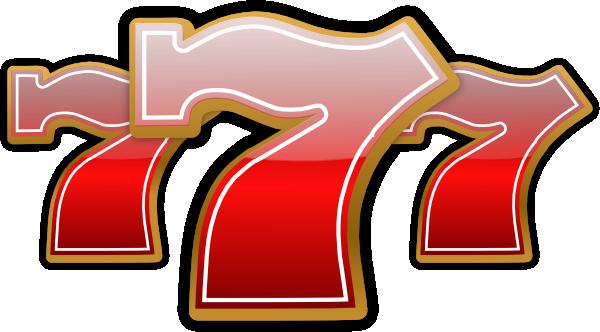 Triple Seven Clip Art.