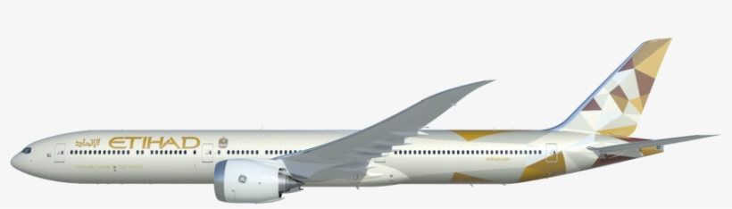 The 777x Is Boeing\'s Newest Family Of Twin Aisle Airplanes.