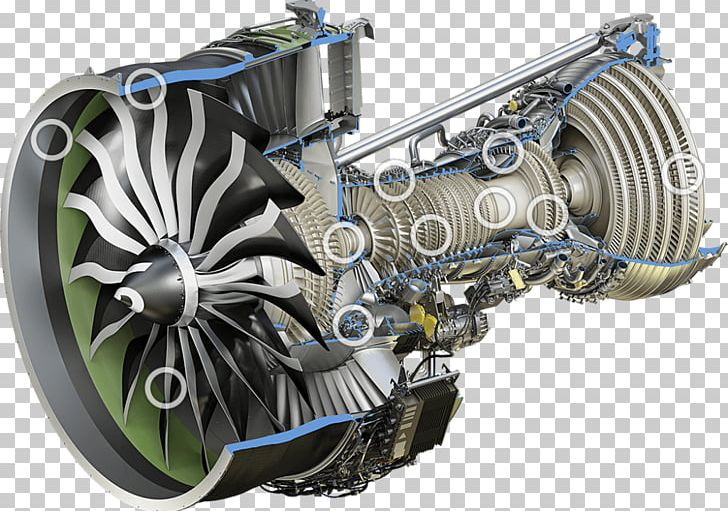 Boeing 777X Aircraft Engine General Electric GE9X General.