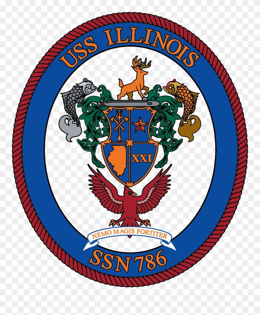 Uss Illinois.