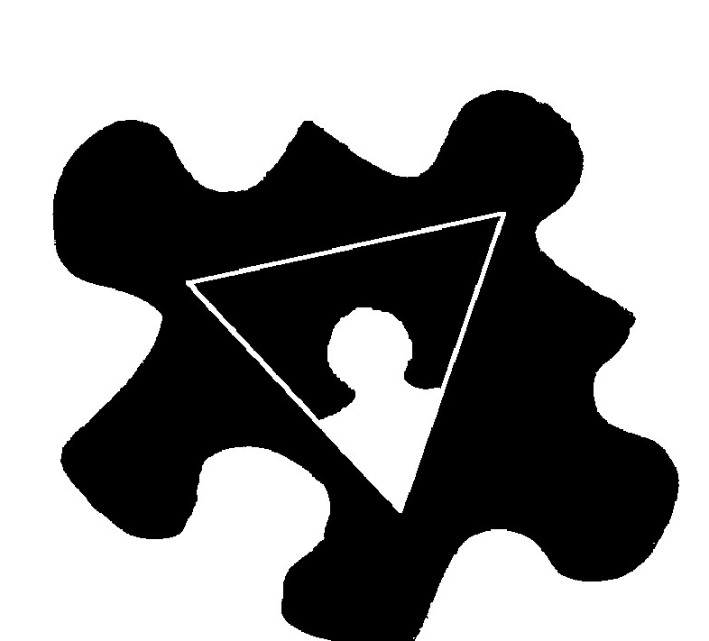 White Logo Clip art.