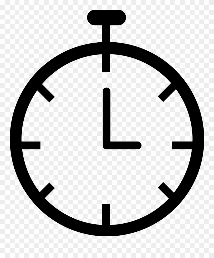 Timer Transparent Clock Clipart Freeuse Library.