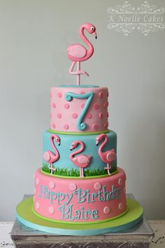 54 Best 7th Birthday Cakes. images.