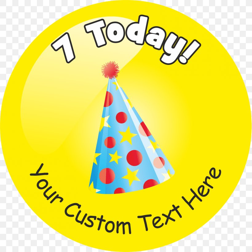 Sticker Party Birthday Clip Art, PNG, 819x819px, Sticker.