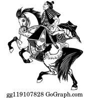 Cavalry Clip Art.