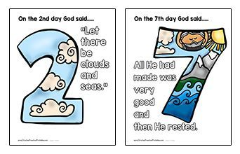 Creation clipart 7th day, Creation 7th day Transparent FREE.