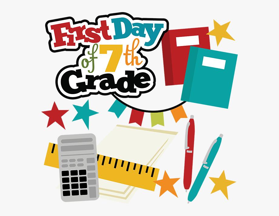 First Grade 7th Grade.