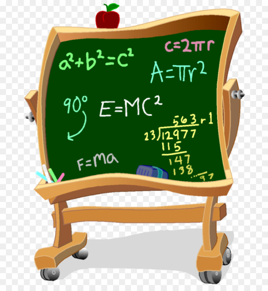 Math Background clipart.