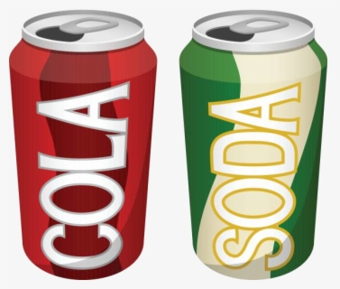 Free Soda Cans Clip Art with No Background , Page 2.