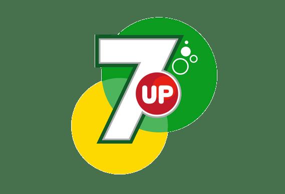 7 Up Logo transparent PNG.