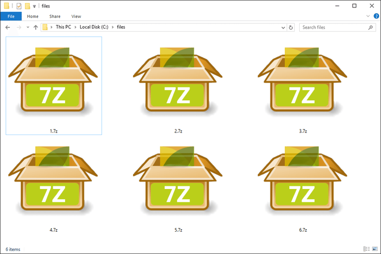 7Z File (What It Is & How To Open One).