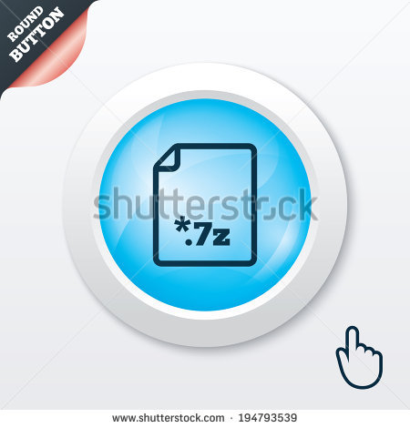 7z file icon images.
