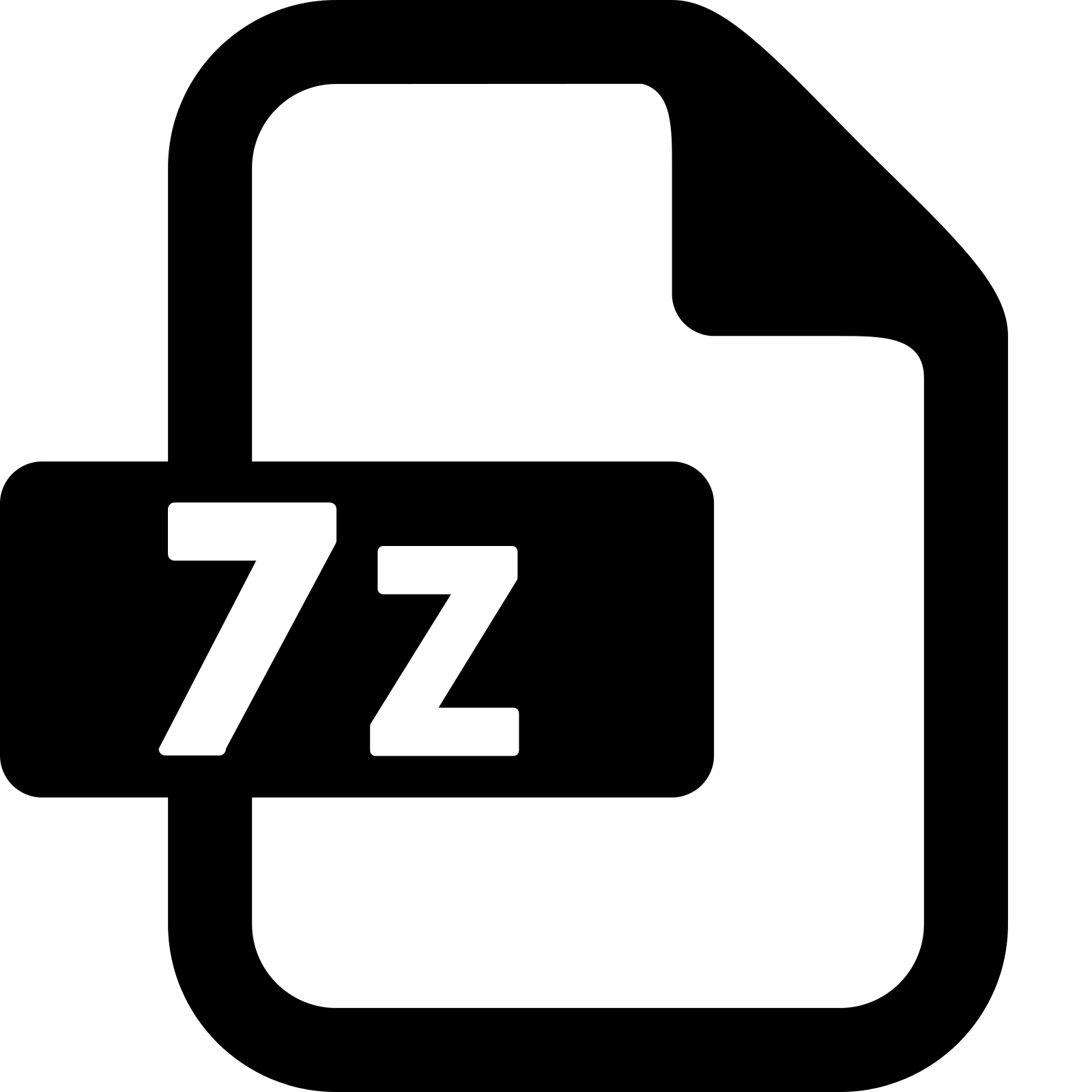 7Zip Icon.