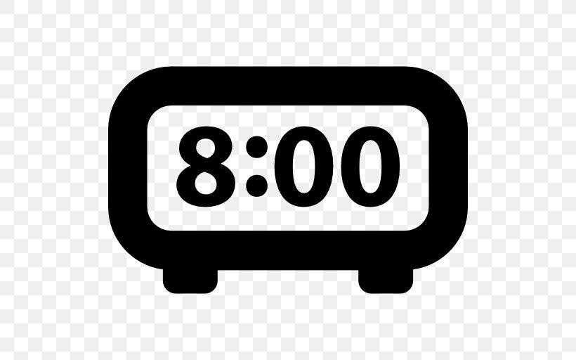 Alarm Clocks Digital Clock Timer Clip Art, PNG, 512x512px.