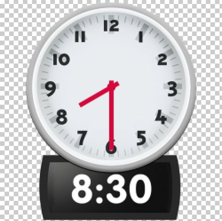Digital Clock Time Clackamas United Church Of Christ Hour.