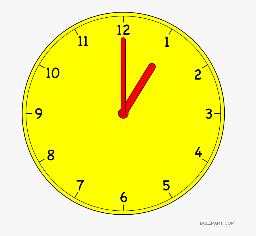Analog Clock Bclipart Tools.