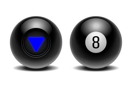 281 Magic Eight Ball Cliparts, Stock Vector And Royalty Free Magic.