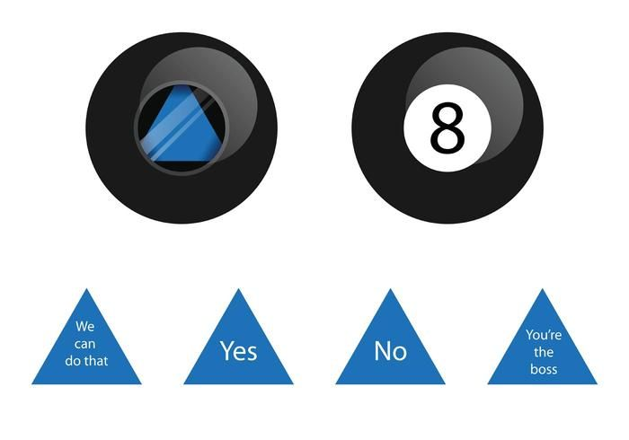 Image result for MAGIC 8 BALL LOGO.