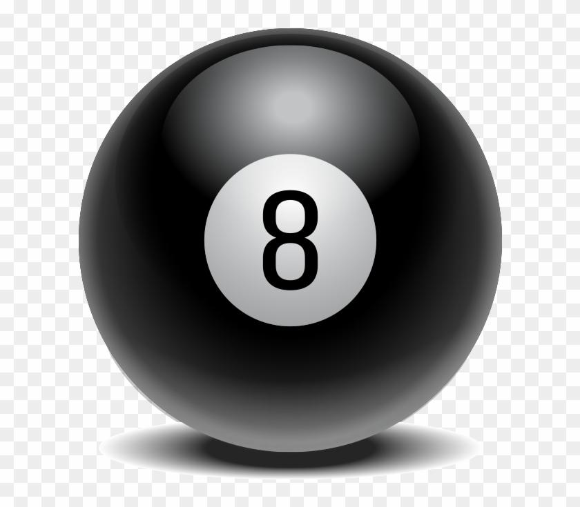Magic 8 Ball.
