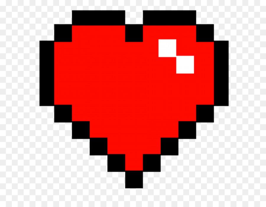 8 Bit Heart Png & Free 8 Bit Heart.png Transparent Images.
