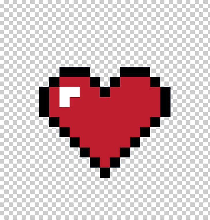 8bit Heart 8.