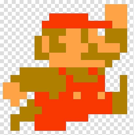 Super Mario 8.