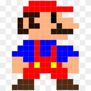 Free 8 Bit Mario PNG Images.