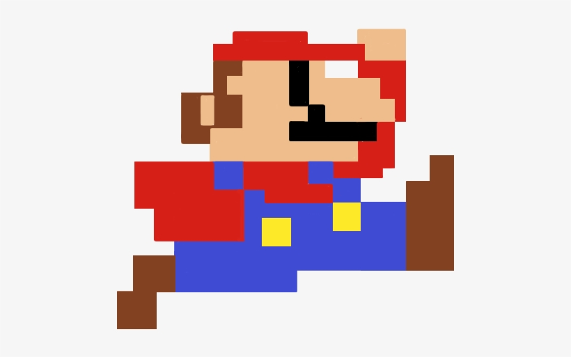 8 Bit Mario PNG & Download Transparent 8 Bit Mario PNG Images for.