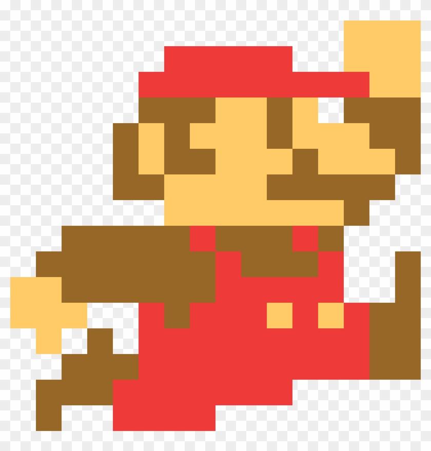 Super Mario Png 8 Bit.