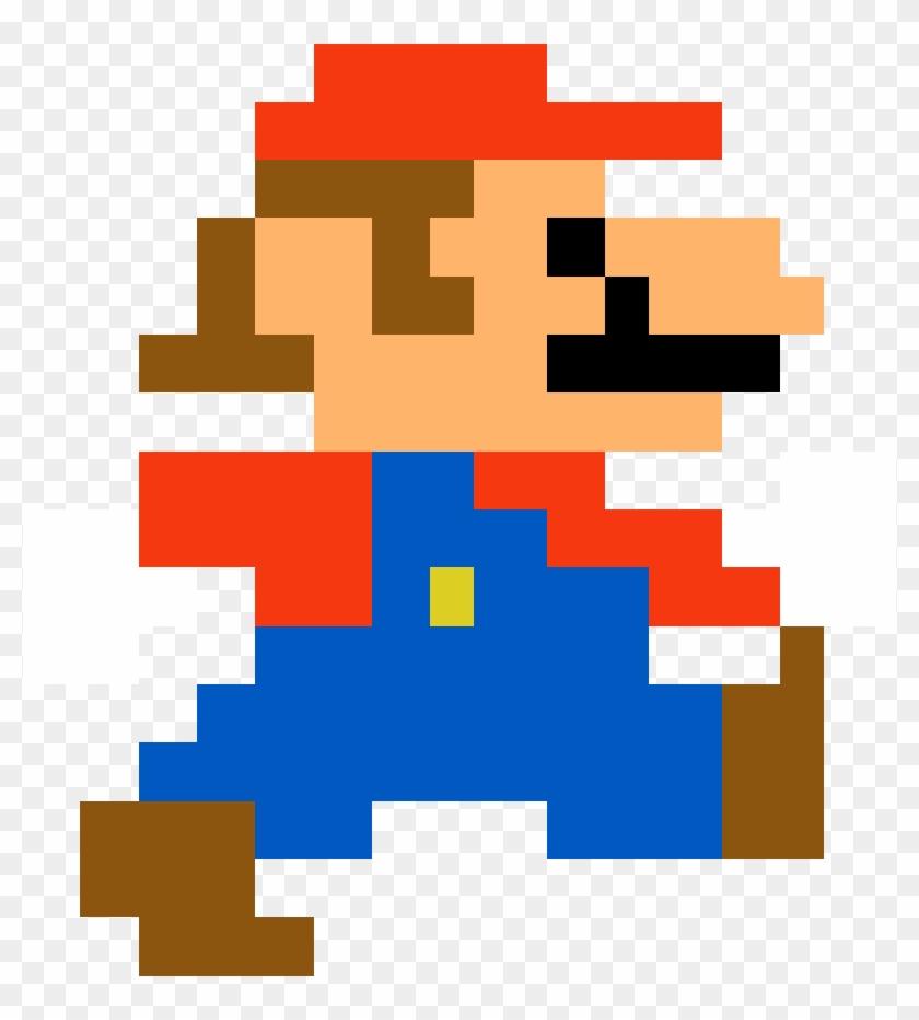 Mystery Mushroom Modern Mario.