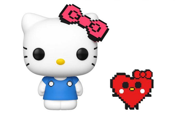 Funko Pop! Hello Kitty 8.