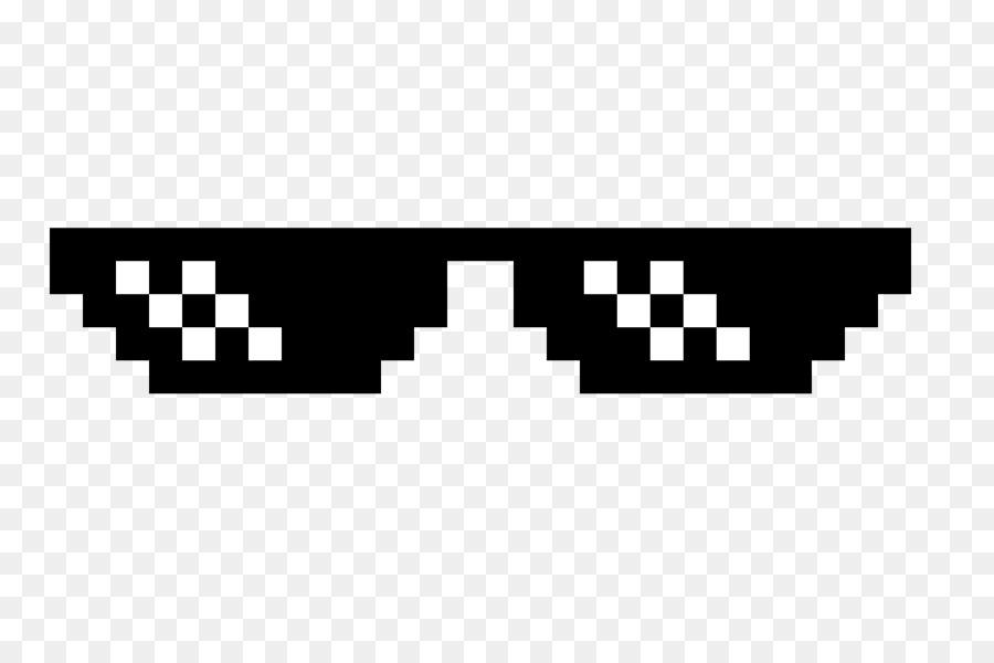 Thug Life Glasses.