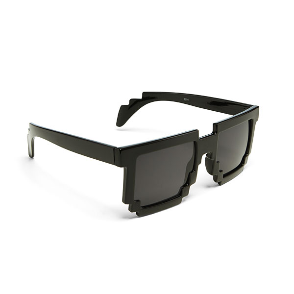 Pixelated Sunglasses Png images collection for free download.