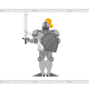 8 bit warrior clipart clipart images gallery for free.