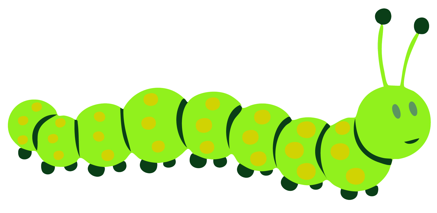 Butterfly The Very Hungry Caterpillar Clip art.