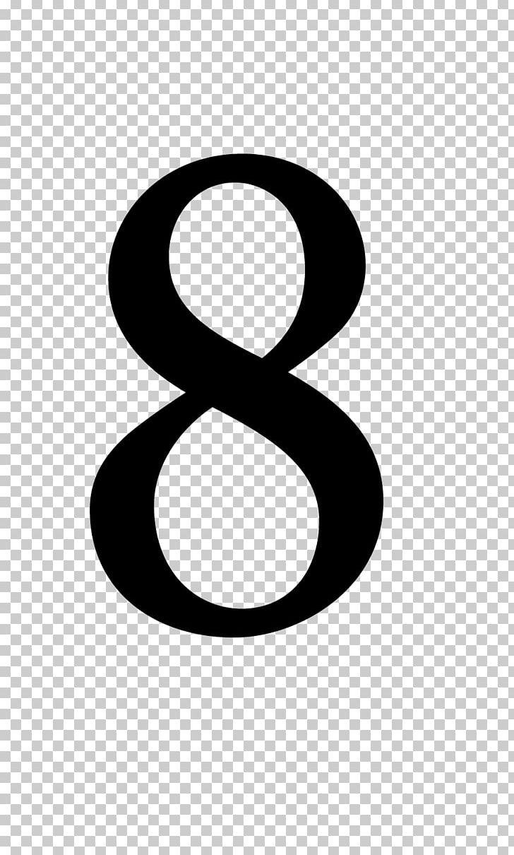 8: Eight.