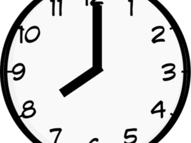Clock Clipart 8 O Clock.