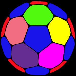 Color Handball Ball A.