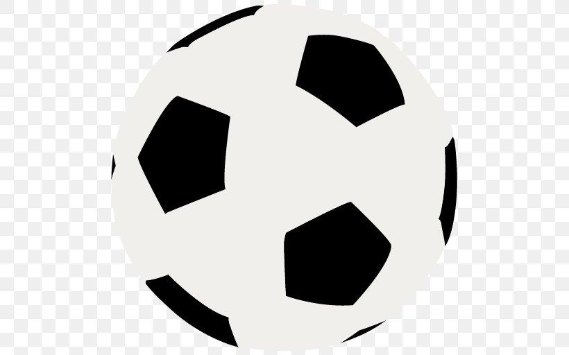 Football Sport Clip Art, PNG, 512x512px, Ball, Black, Black.