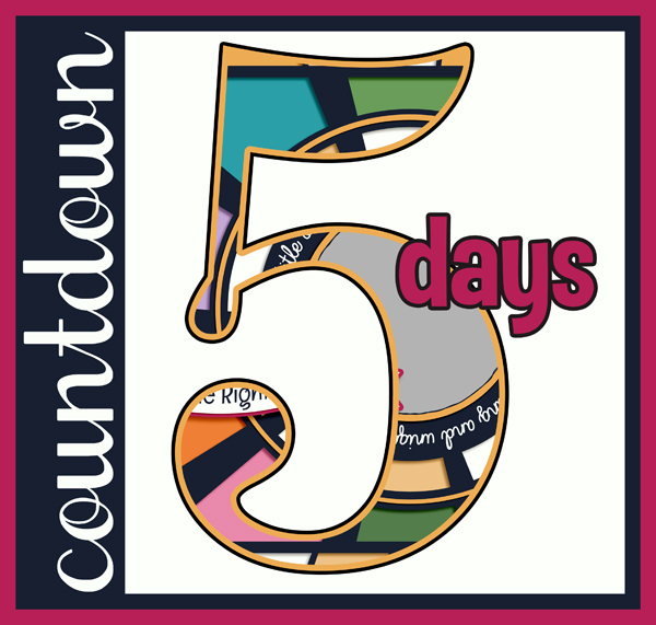 LissyKay Designs: Countdown: 5 Days Until.