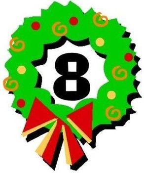 8 days to go !!!!.