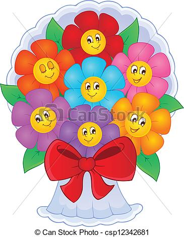 Flower theme image 8.