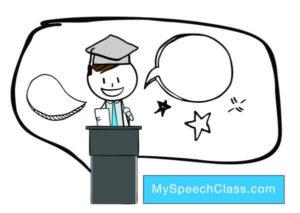Graduation Speech [20 Examples + Template] • My Speech Class.