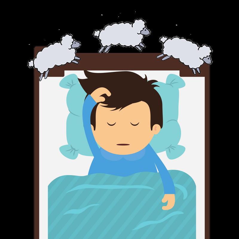 Sleeping clipart 8 hour, Sleeping 8 hour Transparent FREE.