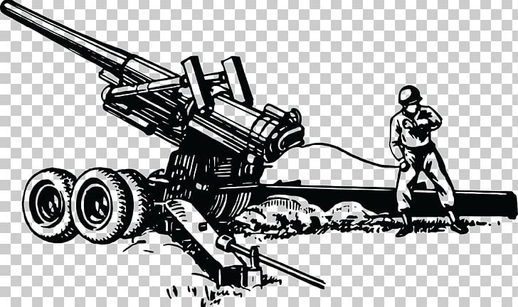 Howitzer Artillery PNG, Clipart, Angle, Artillery, Autocad.