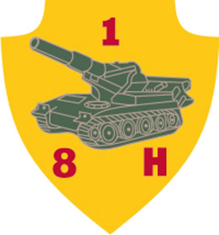 USMC 1st 8.
