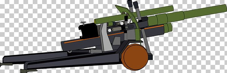 Howitzer Artillery Cannon PNG, Clipart, Angle, Artillery.